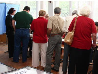 Imaginea articolului Registrul electoral, listele electorale şi cărţile de alegător