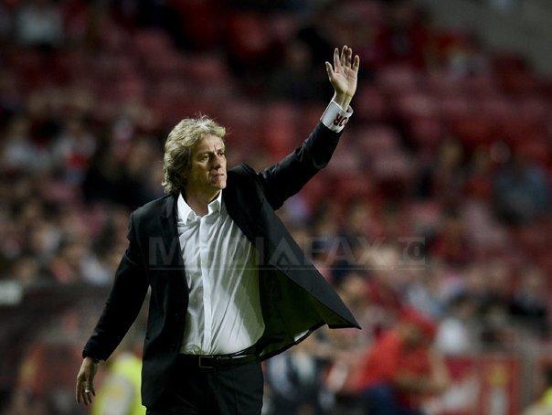 Imaginea articolului Jorge Jesus, antrenor Sporting Lisabona: Cred că este un rezultat fals