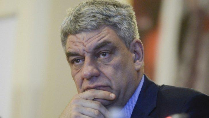 Premierul Mihai Tudose, către reprezentanţii FMI: Dacă şi a treia previziune va fi eronată, nu vom mai interacţiona