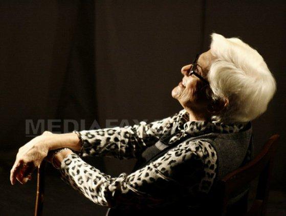 Imaginea articolului Actriţa Olga Tudorache, un ultim RĂMAS BUN la Teatrul Naţional