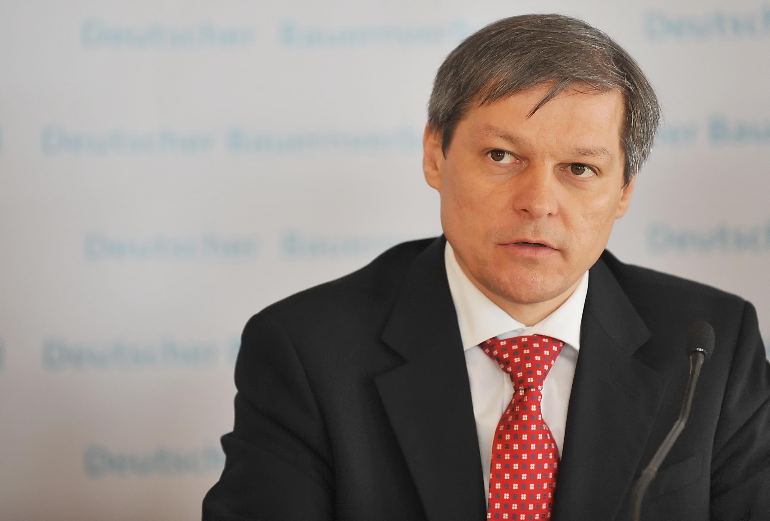 Fostul premier Dacian Cioloş a avut o întrevedere informală la Departamentul de Stat al SUA, după semnalul de alarmă pe care oficialii americani l-au transmis în legătură cu modificările la Legile Justiţiei