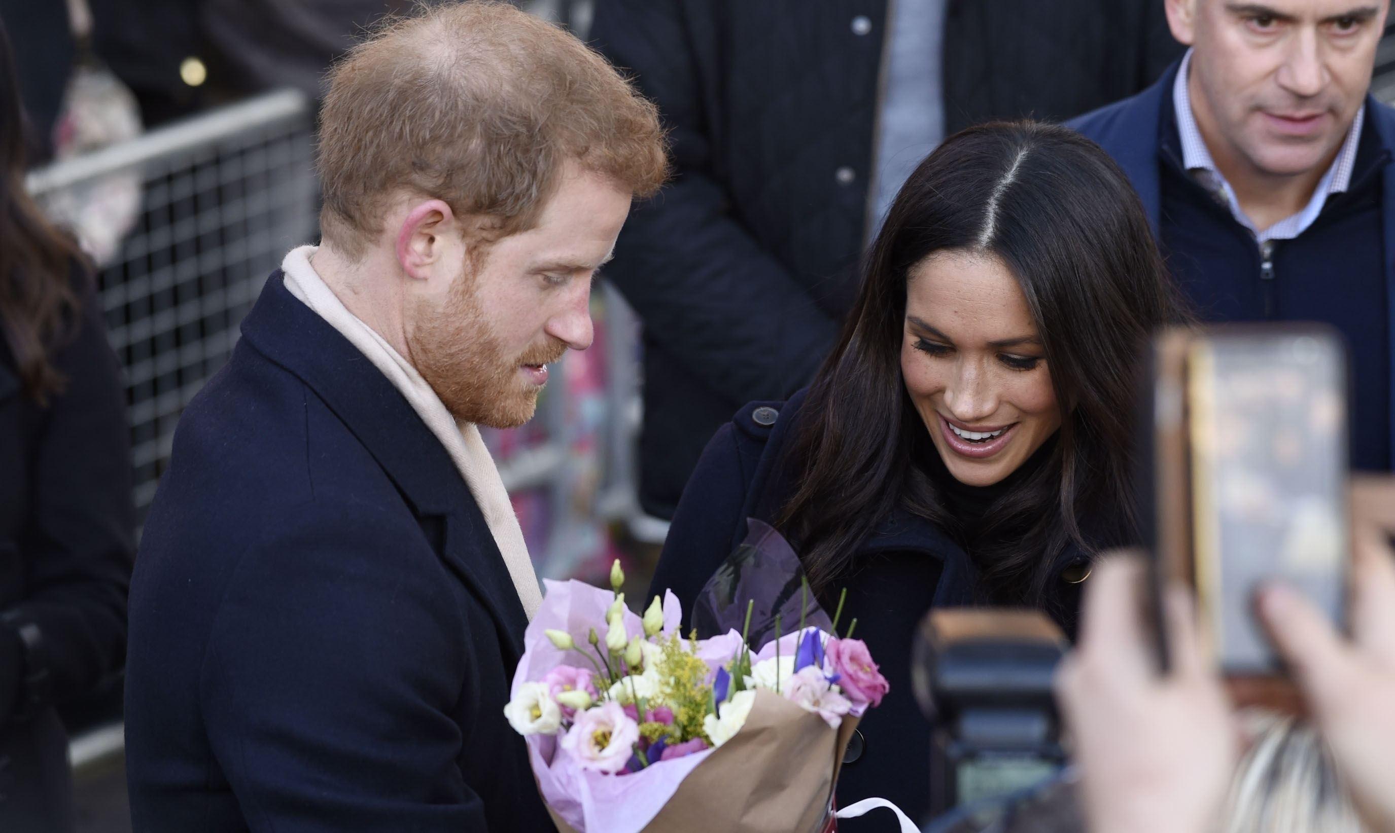 Prinţul Harry şi actriţa americană Meghan Markle au fixat data nunţii