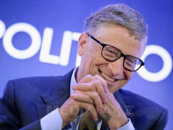 Imaginea articolului Ce ar face Iohannis dacă Bill Gates i-ar da toţi banii lui ca să salveze educaţia din România