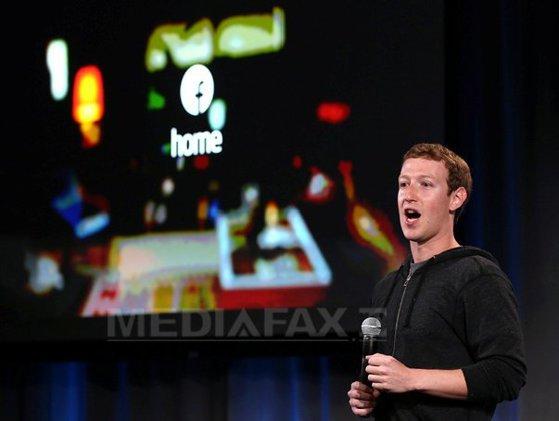 Imaginea articolului FACEBOOK HOME a fost lansat. Cum arată noua interfaţă pentru smartphone-uri cu sistem Android - FOTO, VIDEO