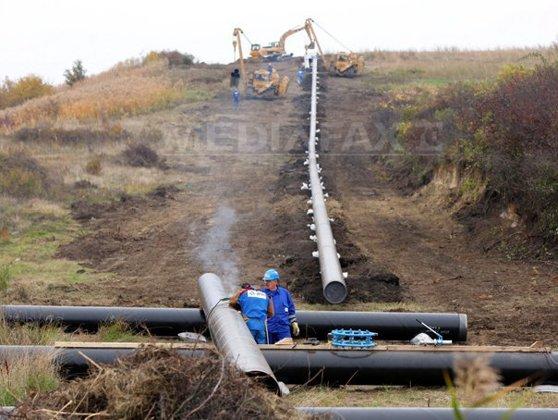 Imaginea articolului Lucrările din România la gazoductul Iaşi-Ungheni, încheiate. Transgaz preia sistemul de operare