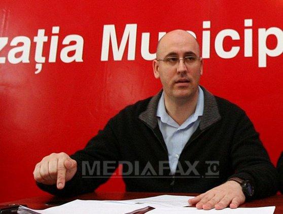 Imaginea articolului Ponta îl numeşte la Transporturi pe Mircea Jorj, fostul şef al PSD Cluj-Napoca, la cererea lui Rus