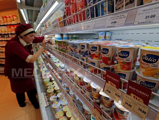 Rusia ridica interdictiile la importurile unor alimente, precum semintele si produsele fara lactoza