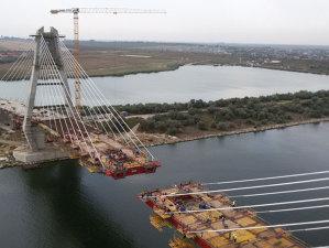 """NOU POD peste Dunăre: """"Va fi cel mai MARE pod de acest gen din România"""" - FOTO"""