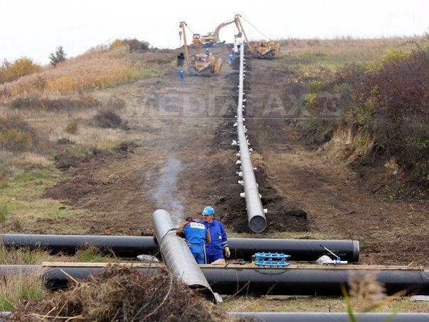 Gazoductul Iasi-Ungheni va fi inaugurat miercuri de premierii Ponta si Leanca