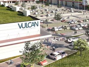 Parcul comercial Vulcan, inaugurat pe 4 septembrie. Cum va arăta proiectul de 47 milioane euro - FOTO