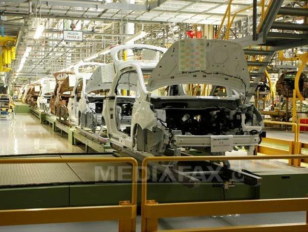 Ford opreste pentru 9 zile productia la fabrica din Craiova, �n luna septembrie