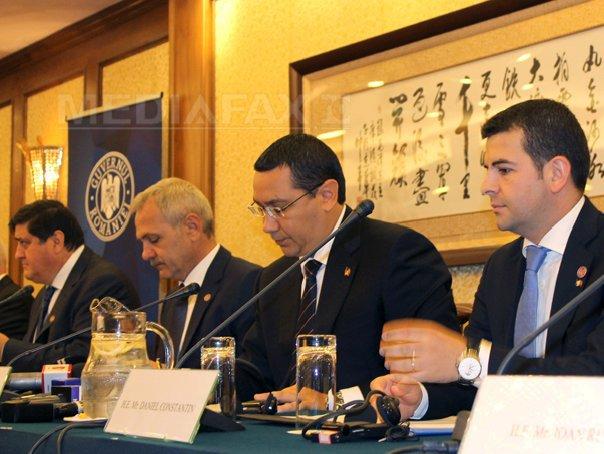 Guvernul a discutat cu firme chineze realizarea unei linii feroviare de mare viteza Bucuresti-Iasi