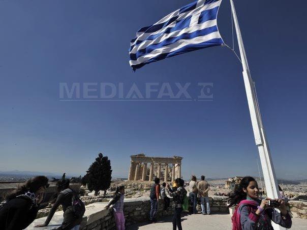 Grecia estimează că va �nregistra creştere economică �n trimestrul trei, pentru prima dată din 2008