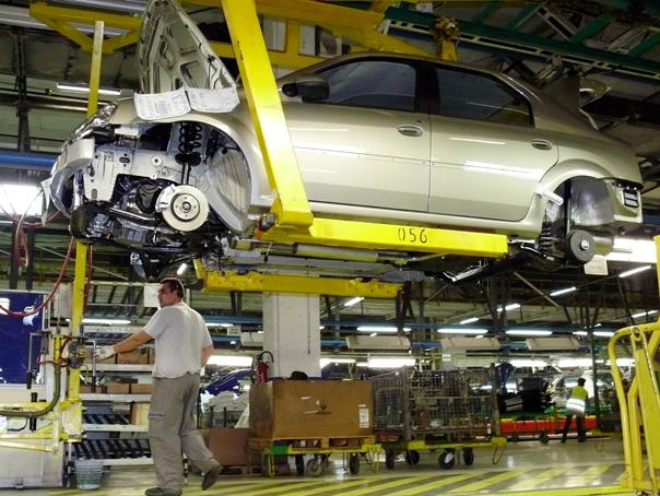 Dacia si Ford sustin