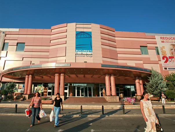 V�nzarile din mall-urile din Bucuresti, mai mari cu p�na la 2.000 euro/mp fata de cele din alte orase