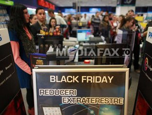 BLACK FRIDAY 2014. Lista magazinelor care oferă reduceri substanţiale de BLACK FRIDAY în ROMÂNIA