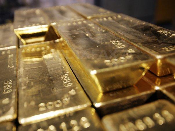 Ucraina vinde aur în contextul crizei: Rezerva de metal preţios a scăzut la minimul din 2008