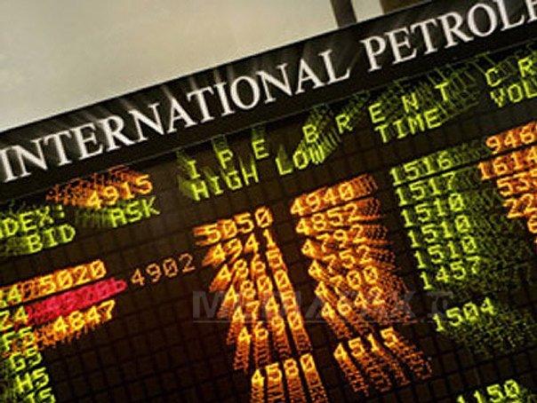 Preţul petrolului Brent a cobor�t la minimul ultimilor patru ani, sub 76 de dolari pe(...)