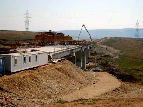 Rus: Constructia autostrazii Sibiu-Pitesti poate �ncepe �n doi ani. Eu cu siguranta nu apuc