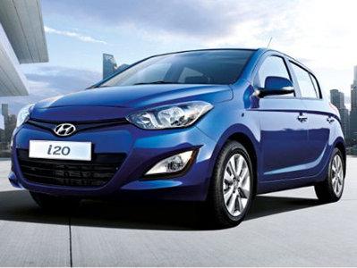 Noul Hyundai I20 Disponibil