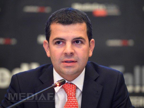 Ministrul Agriculturii, Daniel Constantin, vine la conferinţa Mediafax Talks about Agriculture