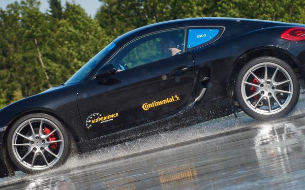 Imaginea articolului Anvelopa sport de la Continental, pe primul loc în primul test de anvelope de vară din acest an - GALERIE FOTO (P)