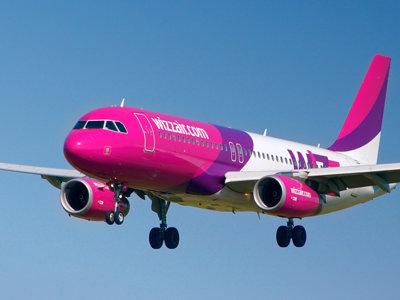 Wizz Air reduce tarifele pe toate rutele la rezervările făcute miercuri