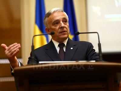 Isărescu: Adevărul e că noi n-am fost pregătiţi să intrăm în Uniunea Europeană, în 2007