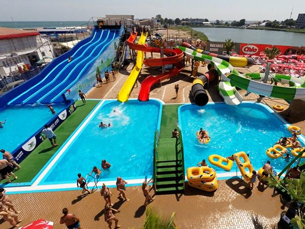 Imaginea articolului Primăria Bistriţa vrea să construiască un Aquapark de 8 milioane de euro, cu bani de la Guvern