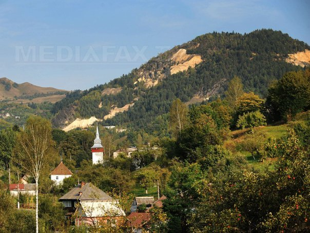 Imaginea articolului Gabriel Resources cere României DAUNE de 4,4 miliarde de dolari pentru blocajul de la Roşia Montană
