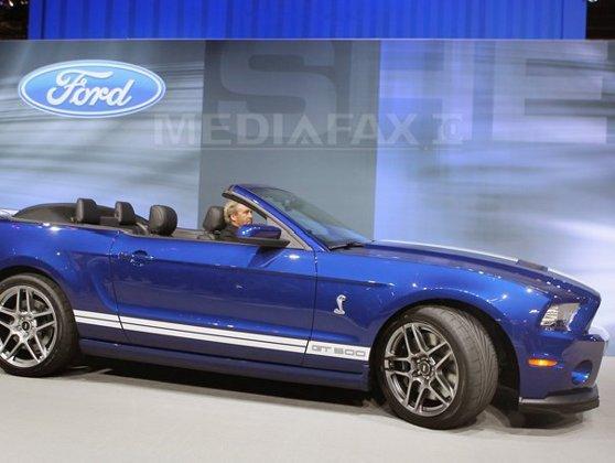 Imaginea articolului Ford Motor,  profit peste aşteptări: Peste două miliarde de dolari în al doilea trimestru din 2017