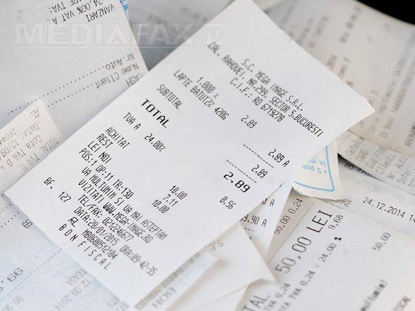 O nouă extragere a loteriei bonurilor fiscale va avea loc în această săptămână