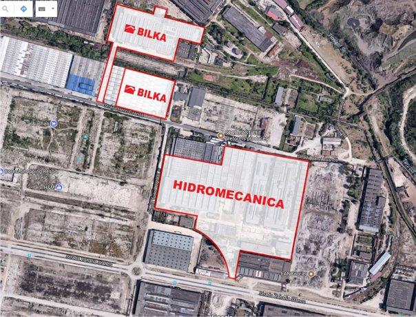 Imaginea articolului Bilka a cumpărat platforma Hidromecanica 2, în urma unei tranzacţii de  5, 5 milioane euro, şi demarează investiţii de 20 mil. euro
