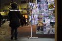 Imaginea articolului Difuzorii de presă din Bucureşti ameninţă că nu vor mai difuza, luni, ziare şi reviste în Capitală