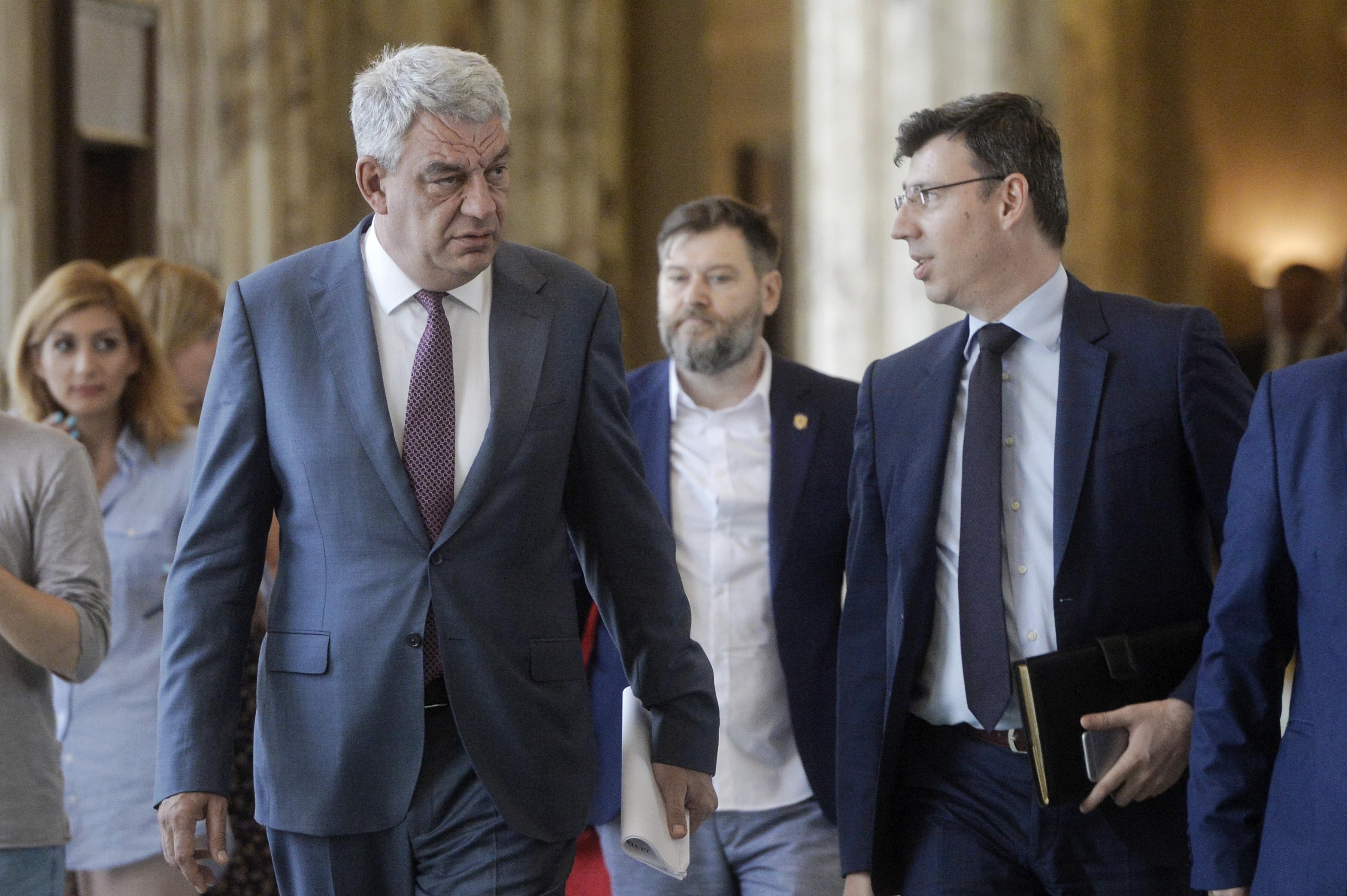 Ministrul Mişa: Contestarea OUG este legată de împiedicarea transferurilor profiturilor în alte ţări/ Tudose, cu referire la conducerea Dacia: Sindicaliştii doresc autostrăzi, dar compania externalizează profitul. Nu mai merge!