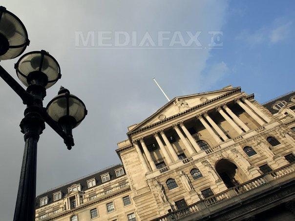 Imaginea articolului Banca Angliei menţine rata dobânzii la nivelul de 0,5%