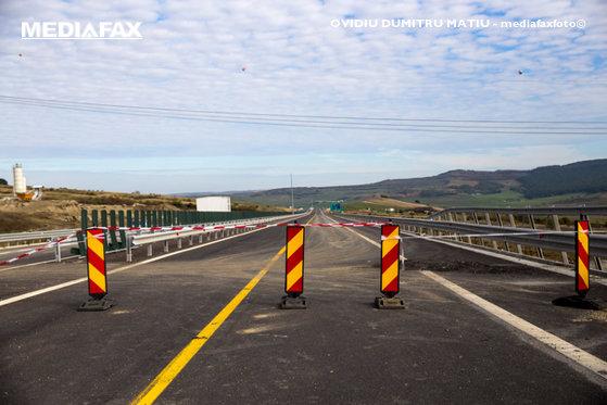 CNAIR: Secţiunile 2 şi 3 din autostrada Sibiu-Piteşti sunt cele mai complicate, 60% din consturi vor intra în aceste segmente