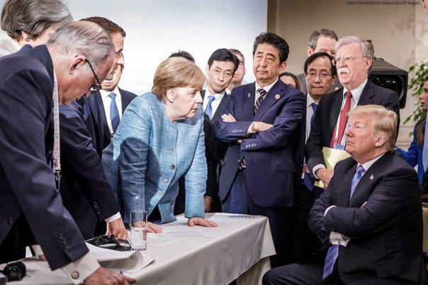 Imaginea articolului Trump spulberă eforturile de a uşura comerţul cu aliaţii, prin ameninţarea Canadei cu noi tarife