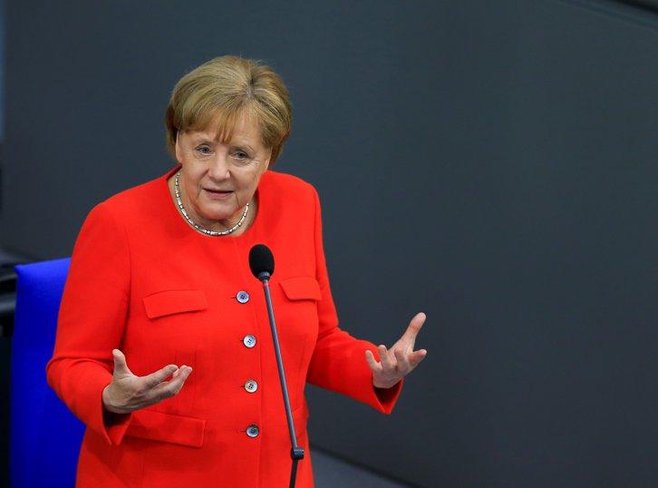 Imaginea articolului Angela Merkel promite Iordaniei un ajutor de 100 de milioane de dolari