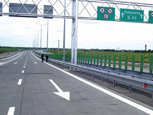 benzinarii pe autostrada A1 Soarelui