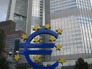 Sediul Băncii Centrale Europene din Frankfurt
