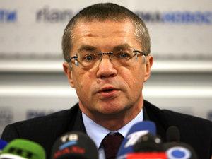 Vicepreşedintele companiei ruse Gazprom, Aleksandr Medvedev (Imagine: Mediafax Foto/AFP)
