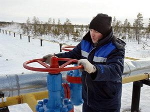 Livrările de gaze ruseşti prin Isaccea au fost oprite (Imagine: Mediafax Foto/AFP)