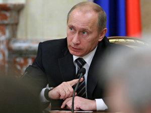 Putin: Rusia va relua livrarea gazelor după implementarea mecanismului de control (Imagine:Mediafax Foto / AFP)