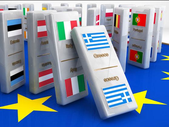 Imaginea articolului Fitch: Ieşirea Greciei din zona euro va pune în pericol ratingurile ţărilor din regiune