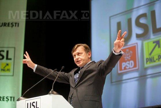 Imaginea articolului Crin Antonescu: După alegeri vom avea cea mai largă majoritate. Va fi mai mare decât FSN în 1990