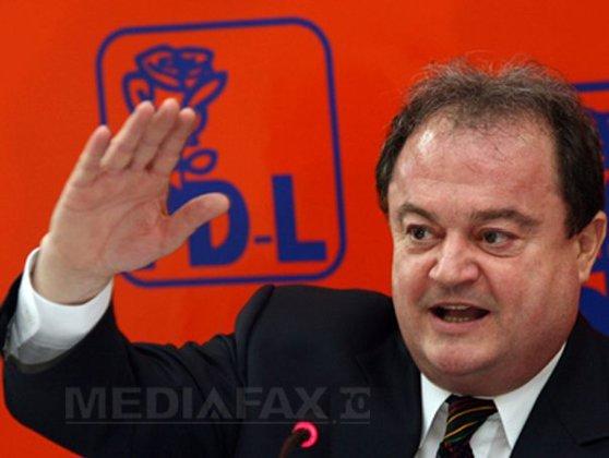 Imaginea articolului Blaga: Ponta va fi înfrânt în 2016 de PDL, în coaliţie cu PNL, sau separat
