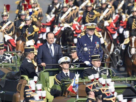 Imaginea articolului Geoană: Mi-aş dori să-l văd în 2015 pe preşedintele român lângă cel al Franţei la parada de 14 Iulie