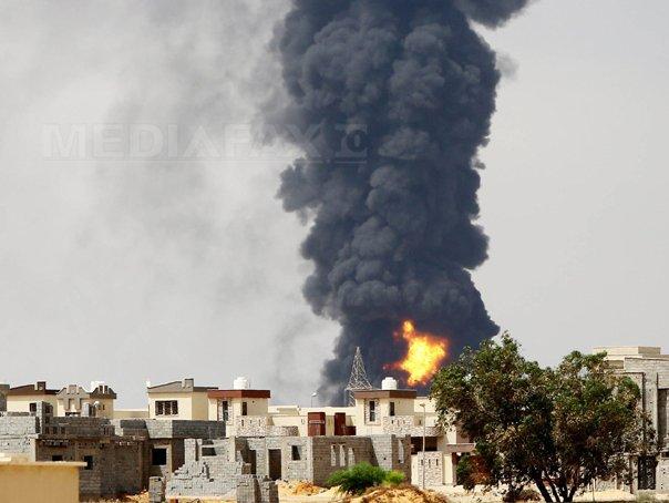 MAE: Activitatea Ambasadei Rom�niei la Tripoli, suspendata temporar