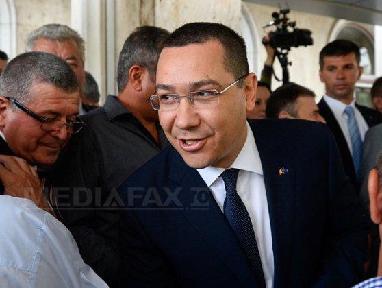 Imaginea articolului Ponta, despre OUG a lui Dragnea privind primarii: E necesar să ieşim din minciună şi ipocrizie